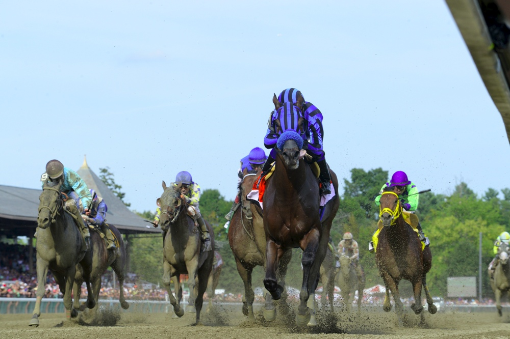 Private Zone - Photo by NYRA/Coglianese Photos
