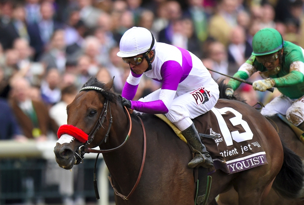 Horse of the Week 4-6-16: Nyquist