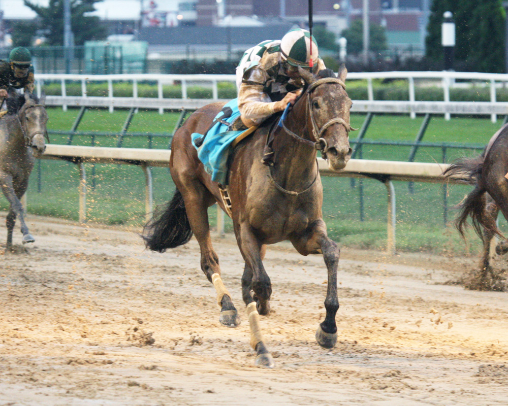 McPeek Takes Aim on Both Blue Grass and Ashland Stakes