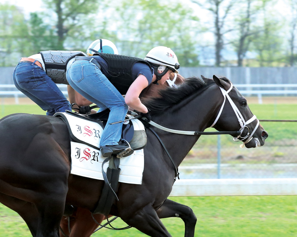 Girvin Begins Final Preparations for Kentucky Derby