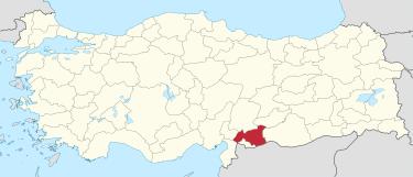 Gaziantep in Turkey