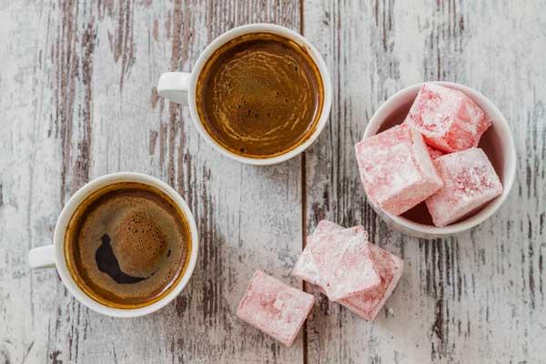 Turkish Delights & Coffee