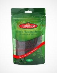 Bodrum Black Mustard Seeds, Siyah Hardal Tohumu