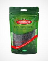 Bodrum Blue Poppy Seeds, Mavi Hashas Tohumu