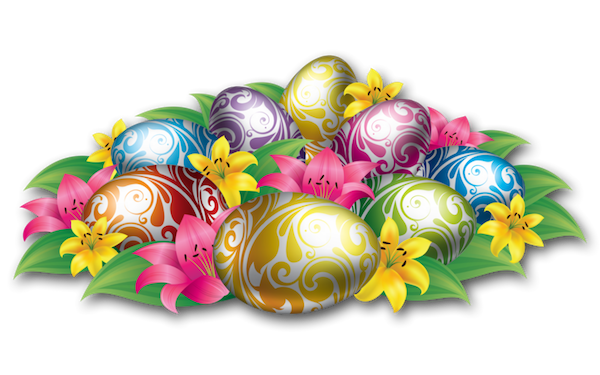 Large_Easter_Eggs_With_Flowers_and_Grass