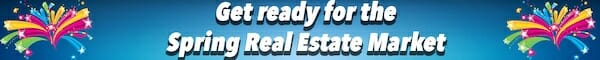 Spring Real Estate Banner