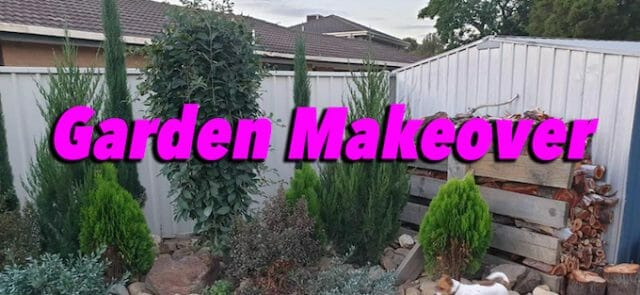 Michaels Garden Makeover