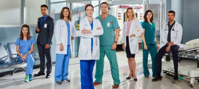 Saving Hope - Season 4, Episode 9