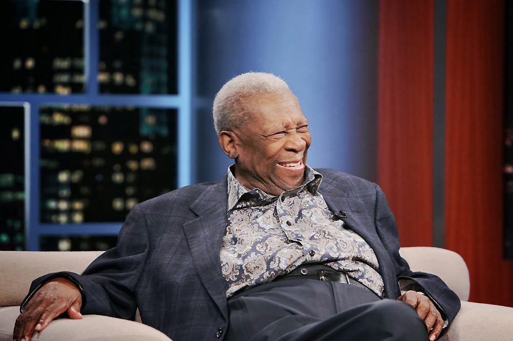B.B. King on Stavis Smiley