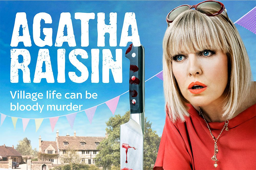 Agatha Raisin promo art