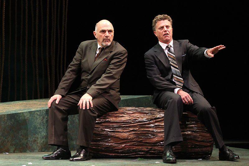 David Nevell, Tony Abatemarco, Walk in the Woods,