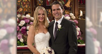 nick sharon wedding 2014 young and the restless