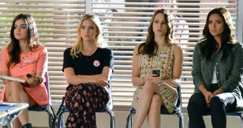 Pretty Little Liars recap Out, Damned Spot