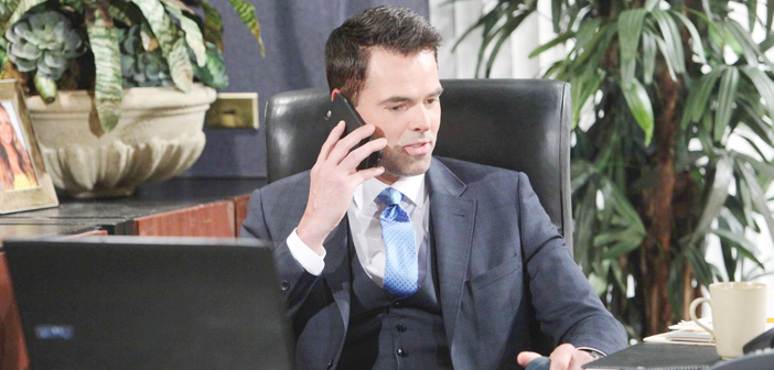 Y&R Preview: Billy & Jack Struggle for Power