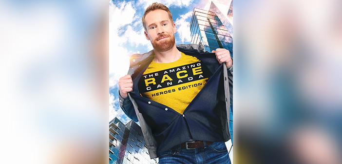 amazing race canada season 6 premiere