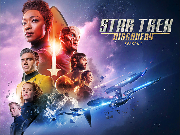 star trek discovery 2 staffel