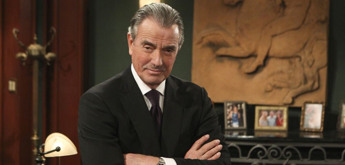 young and the restless spoilers victor eric braeden facebook live