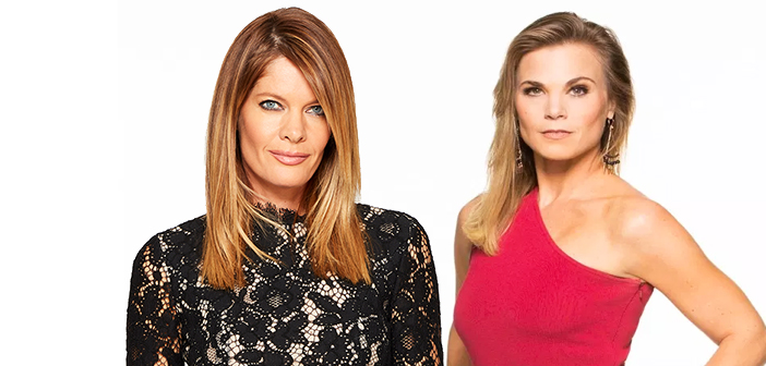 Y&R Shocker: Michelle Stafford to Return as Phyllis! Gino Tognoni OUT, Adam & Nate Also Recast and More Previews!