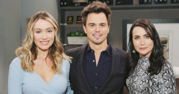 bold and the beautiful spoilers flo wyatt sally