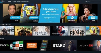 Amazon Prime Video Channels Launch in Canada