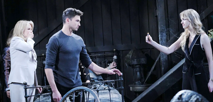 claire leaves days of our lives spoilers