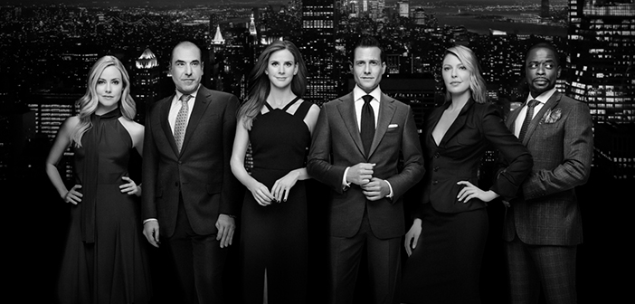 Suits Returns for Final Season
