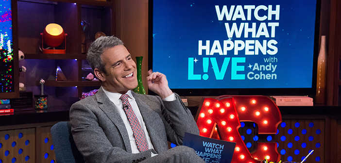 watch what happens live canada andy cohen talk show