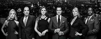 Watch Suits on Bravo in Canada