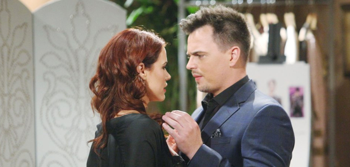 bold and the beautiful spoilers wyatt finds out about sally