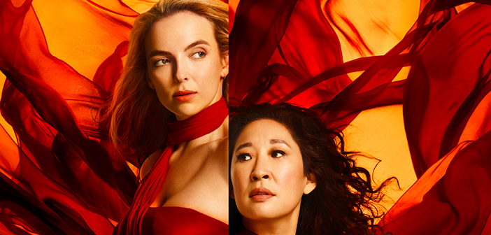 The Third Season of Killing Eve Premieres on April 12