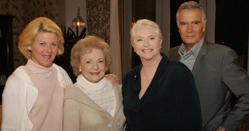 bold and the beautiful celebrity week featuring betty white