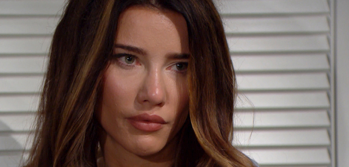 will steffy become addicted to pain killers bold and the beautiful
