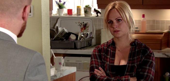 coronation street spoilers Sarah's suspicions against Gary grow