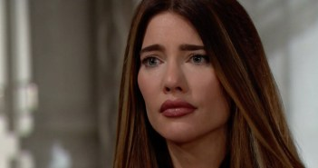 steffy is pregnant on bold and the beautiful spoilers