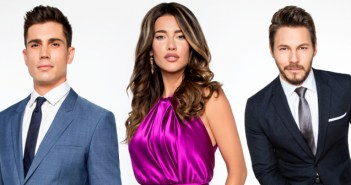 steffy baby daddy revealed bold and the beautiful spoilers
