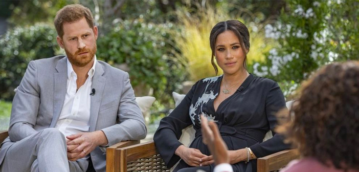 How to Watch Oprah with Meghan and Harry in Canada