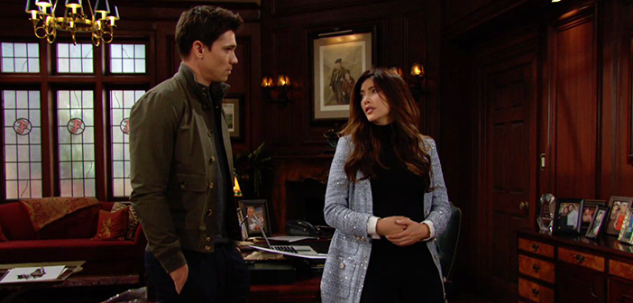 is steffy leaving bold and the beautiful spoilers