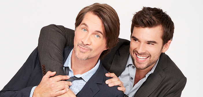 finn is chase father on general hospital
