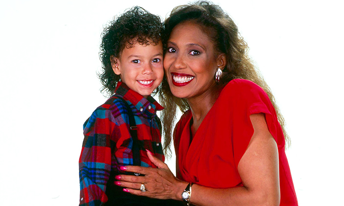 telma hopkins bryton james family matters reunion young and the restless spoilers