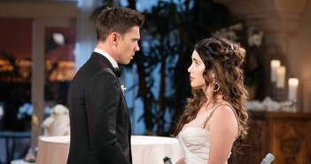 bold and the beautiful spoilers will paris keep finn's secret about sheila
