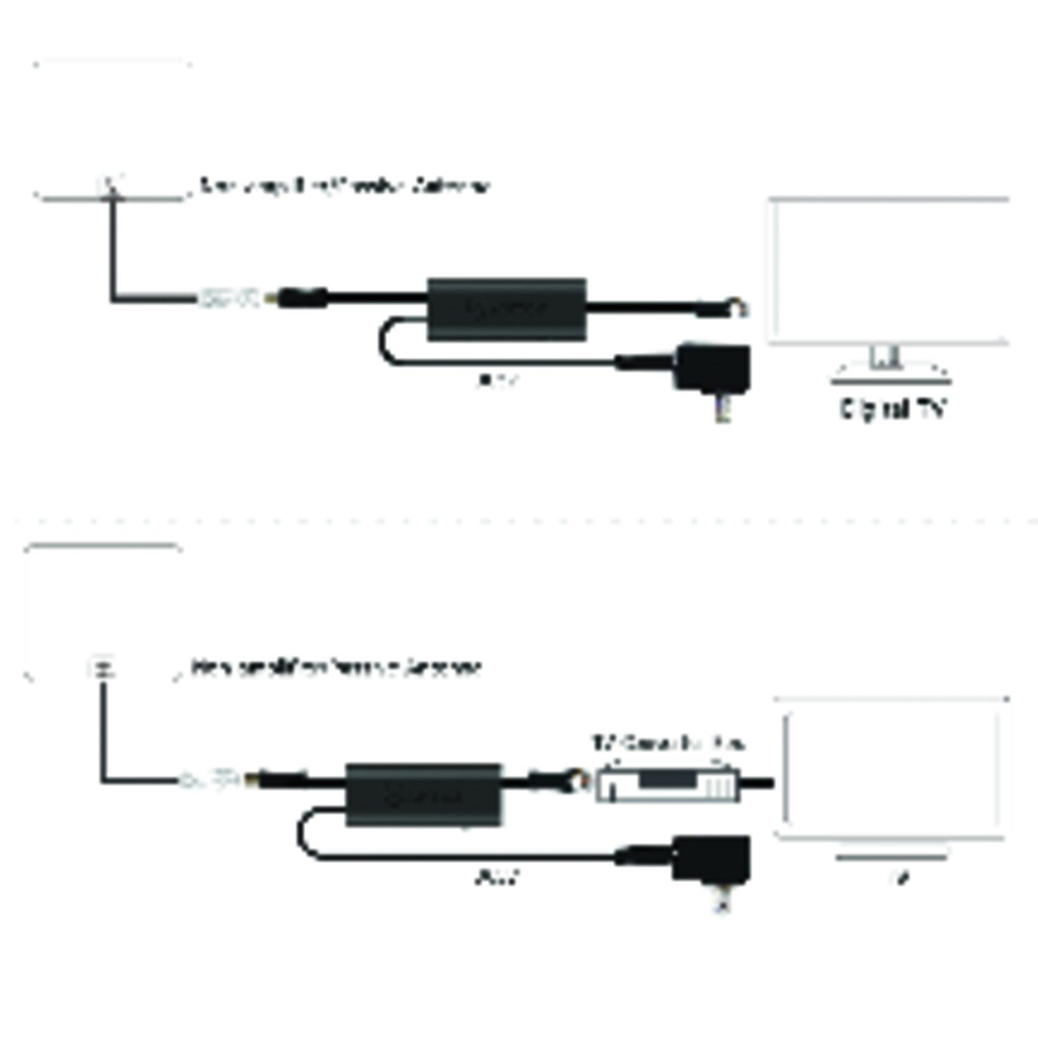 Antop Antenna At 601b Smartpass Amp With 4g Lte