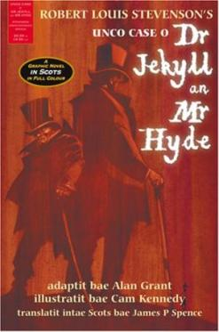 Unco Case o Dr Jekyll an Mr Hyde cover