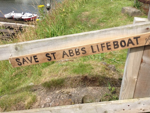 Save St Abbs Lifeboat