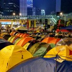 Experiencing the Umbrella Movement in Hong Kong