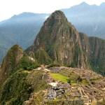 Friday Flashback-Sunrise at Machu Picchu, Peru