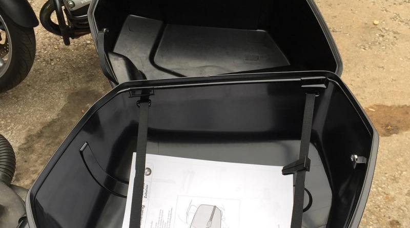 Deep Lids for BMW System Cases