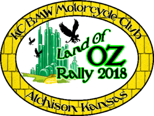 Land of Oz Rally - 2018