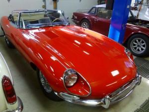 Coming Soon Jaguar E Type Repairs Uk Motorsports