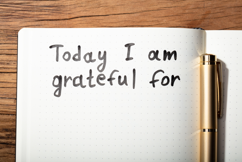 Being Grateful Is A Big Game Changer