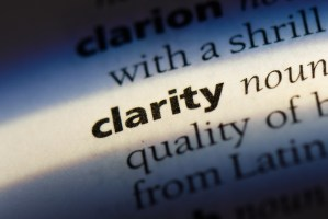 Are You Speaking With One Hundred Percent Clarity?